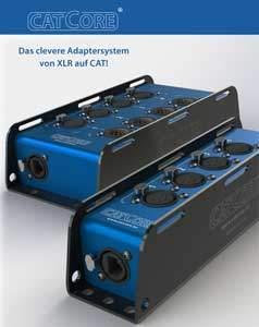 Neu im Vertrieb bei Prodytel: CatCore – das Adaptersystem für analoge Signale!