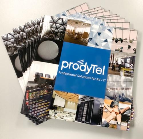 Neue prodyTel Imagebroschüre verfügbar!
