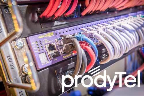 AV / IT Lösungen von prodyTel!