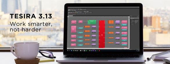 Biamp: Neue Tesira Firmware v3.13 ab sofort verfügbar!