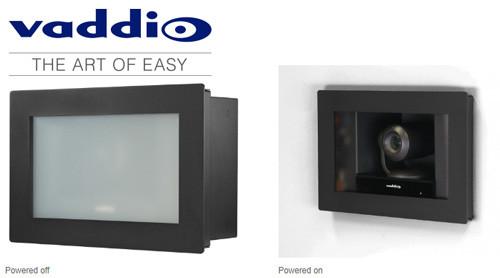 Vaddio launcht RoboSHOT IW Smart Glass PTZ Kamera